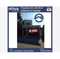 Foto de casa en venta en  345, natalia venegas, tuxtla gutiérrez, chiapas, 2457373 No. 01