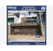 Foto de casa en venta en  345, plan de ayala, tuxtla gutiérrez, chiapas, 2779825 No. 01