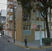 Foto de departamento en renta en Roma Sur, Cuauhtémoc, Distrito Federal, 2850579,  no 01