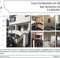 Foto de casa en venta en San Jerónimo Lídice, La Magdalena Contreras, Distrito Federal, 2904094,  no 01