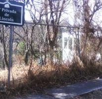 Foto de terreno habitacional en venta en 3raprivada de lincoln, condado de sayavedra, atizapán de zaragoza, estado de méxico, 1800689 no 01