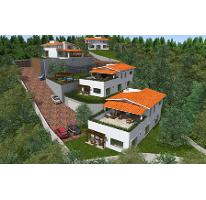 Foto de casa en condominio en venta en  4, avándaro, valle de bravo, méxico, 2649463 No. 01