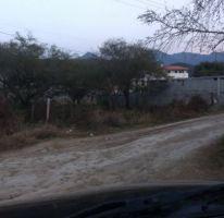 Foto de terreno habitacional en venta en El Barrial, Santiago, Nuevo León, 4403147,  no 01