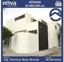 Foto de casa en venta en socrates 43535, atenas, tuxtla gutiérrez, chiapas, 2821225 No. 01