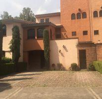Foto de casa en condominio en venta en Fuentes de Tepepan, Tlalpan, Distrito Federal, 4554159,  no 01