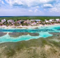 Foto de terreno habitacional en venta en Mahahual, Othón P. Blanco, Quintana Roo, 2476000,  no 01