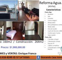 Foto de casa en venta en 49 poniente, arboledas de san ignacio, puebla, puebla, 2217678 no 01