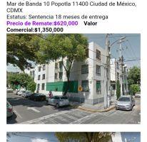 Foto de departamento en venta en Popotla, Miguel Hidalgo, Distrito Federal, 4402583,  no 01