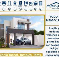 Foto de casa en venta en Tancol, Tampico, Tamaulipas, 4494996,  no 01