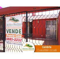 Foto de casa en venta en  50, cumbria, cuautitlán izcalli, méxico, 2840386 No. 01