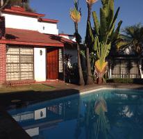 Foto de casa en renta en Rancho Cortes, Cuernavaca, Morelos, 3003917,  no 01