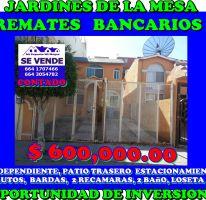 Foto de casa en venta en Jardines de La Mesa, Tijuana, Baja California, 1679231,  no 01