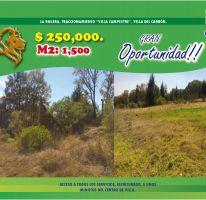 Foto de terreno habitacional en venta en Villa del Carbón, Villa del Carbón, México, 2509172,  no 01