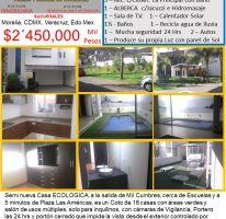 Foto de casa en condominio en venta en Ana Sofía, Morelia, Michoacán de Ocampo, 2855687,  no 01