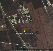 Foto de terreno habitacional en venta en 53 diagonal , dzitya, mérida, yucatán, 2770868 No. 01