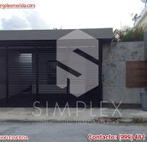 Foto de casa en venta en 53 f , las américas ii, mérida, yucatán, 0 No. 01
