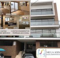 Foto de departamento en venta en Del Valle Centro, Benito Juárez, Distrito Federal, 4404094,  no 01