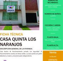 Foto de casa en condominio en venta en Quinta Los Naranjos, León, Guanajuato, 1445287,  no 01