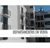 Foto de departamento en venta en  567, insurgentes chulavista, puebla, puebla, 2712054 No. 01