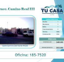 Foto de casa en venta en El Camino Real, La Paz, Baja California Sur, 1772806,  no 01