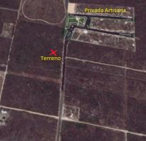 Foto de terreno habitacional en venta en Temozon, Temozón, Yucatán, 1005339,  no 01