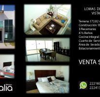 Foto de casa en venta en Vista Marques, San Andrés Cholula, Puebla, 4289112,  no 01