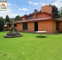 Foto de casa en venta en San Andrés Totoltepec, Tlalpan, Distrito Federal, 3648837,  no 01