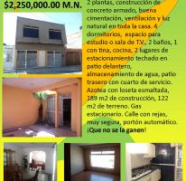 Foto de casa en venta en Valle de Aragón 3ra Sección Poniente, Ecatepec de Morelos, México, 2210099,  no 01