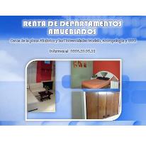 Foto de departamento en renta en  601, maya, mérida, yucatán, 2658990 No. 01