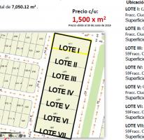 Foto de terreno comercial en venta en Caucel, Mérida, Yucatán, 2375390,  no 01