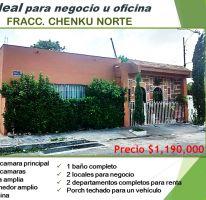 Foto de casa en venta en Chenku, Mérida, Yucatán, 1753605,  no 01