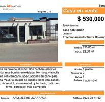 Foto de casa en venta en Tierra Colorada, Hermosillo, Sonora, 2114355,  no 01