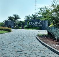 Foto de terreno habitacional en venta en Paraíso Country Club, Emiliano Zapata, Morelos, 2509655,  no 01