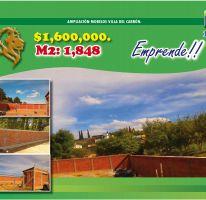 Foto de terreno habitacional en venta en Villa del Carbón, Villa del Carbón, México, 2469869,  no 01