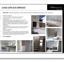 Foto de casa en venta en San Isidro El Alto, Querétaro, Querétaro, 2206274,  no 01