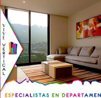 Foto de departamento en renta en Fuentes del Valle, San Pedro Garza García, Nuevo León, 2795231,  no 01