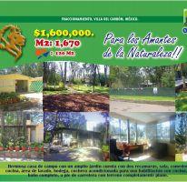 Foto de casa en venta en Villa del Carbón, Villa del Carbón, México, 2469977,  no 01