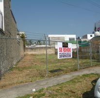 Foto de terreno habitacional en venta en Lomas Del Seminario, Zapopan, Jalisco, 2134370,  no 01