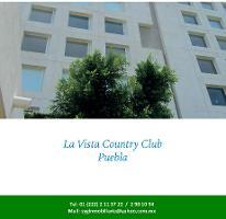 Foto de departamento en venta en La Vista Contry Club, San Andrés Cholula, Puebla, 2194887,  no 01
