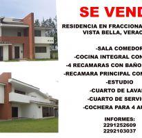 Foto de casa en venta en Vista Bella, Alvarado, Veracruz de Ignacio de la Llave, 2367636,  no 01