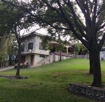 Foto de rancho en venta en El Barrial, Santiago, Nuevo León, 2378133,  no 01
