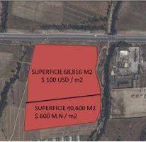 Foto de terreno industrial en venta en Chachapa, Amozoc, Puebla, 2222819,  no 01