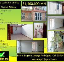 Foto de casa en venta en Ciudad Azteca Sección Oriente, Ecatepec de Morelos, México, 3047872,  no 01