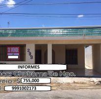 Foto de casa en venta en Chuburna de Hidalgo, Mérida, Yucatán, 2133234,  no 01