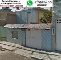 Foto de casa en venta en raúl madero 8, francisco villa, iztapalapa, distrito federal, 3116744 No. 01