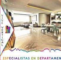 Foto de departamento en renta en Del Valle Oriente, San Pedro Garza García, Nuevo León, 2970210,  no 01