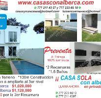 Foto de casa en venta en Emiliano Zapata, Cuernavaca, Morelos, 3626292,  no 01