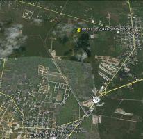 Foto de terreno habitacional en venta en Conkal, Conkal, Yucatán, 2053467,  no 01
