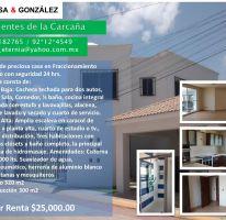 Foto de casa en renta en Fuentes de la Carcaña, San Pedro Cholula, Puebla, 1172921,  no 01