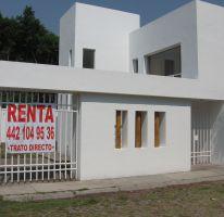 Foto de casa en renta en Jurica Pinar, Querétaro, Querétaro, 1935520,  no 01